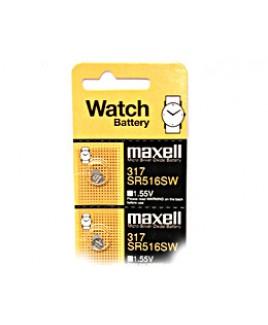 SR 516SW - 317 Watch/Calc. 5 Pack Button Batteries.