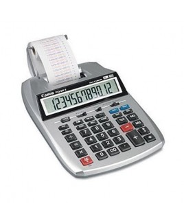 Canon P23-DH 10-Digit Mini Desktop Printing Calculator