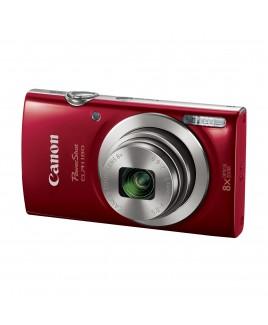 Canon PowerShot ELPH 180 20.0 Megapixel Digital Camera, 8x Optical Zoom, 720p HD video, 2.7in LCD, Red