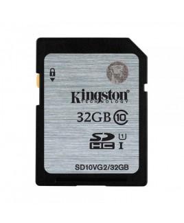 Kingston SDHC 32GB UHS-I Memory Card (Class 10)