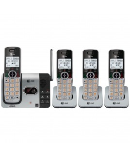 AT&T DECT 6.0 4-Handset Cordless Digital Answering System