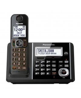 Panasonic DECT 6.0+ 1-Handset Cordless Phone, Talking Caller ID and Answering Machine