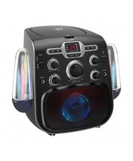 iLive CD+G Bluetooth Karaoke System
