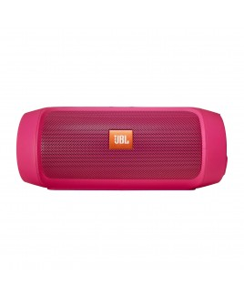 JBL Charge 2+ Splashproof Bluetooth Speaker with Powerful Bass, Pink