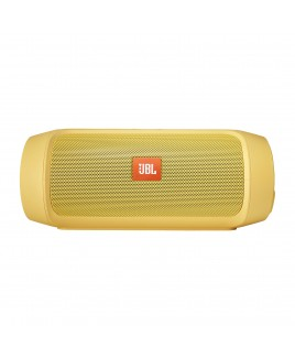 JBL Charge 2+ Splashproof Bluetooth Speaker with Powerful Bass, Yellow
