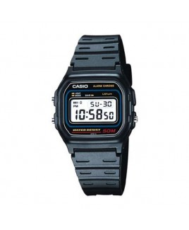 Casio W59-1V 50M Water Resistant with Micro Light & Daily Alarm