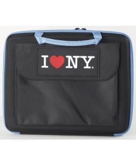 I Love NY LAP1160 Sleek Laptop Hard Case fits Netbooks up to 11.6-inch