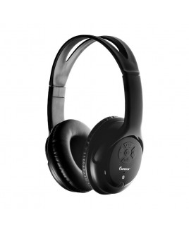 IMPECCA Bluetooth Stereo Headset + Music Player - Black