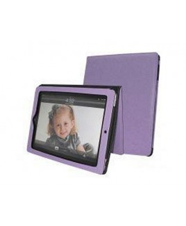 IMPECCA IPC100 Premium Protective Case for iPad - Purple