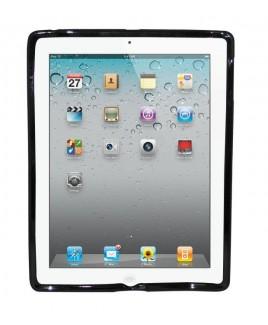 IMPECCA IPS124 Fingerprint Flexible TPU Protective Skin for iPad 2