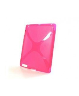 IMPECCA IPS124 Flexible TPU Skin for iPad 2™ PC Tablet RED