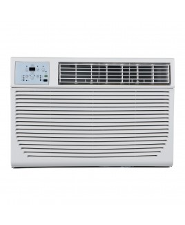 IMPECCA 8,000 BTU/h Electronic Through The Wall Air Conditioner