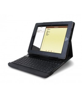 IMPECCA KBC84BT Detachable Wireless Keyboard & Protective Case/Stand for all iPads™