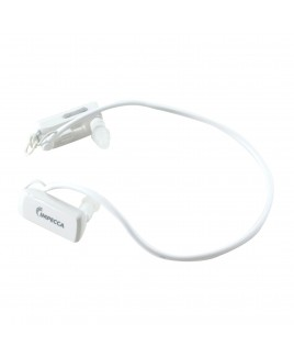 IMPECCA Wire Free Sport Waterproof 8GB MP3 Player, White