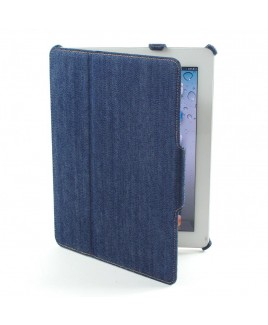IMPECCA PCI303 SlimFlip Denim Case for Apple™‎ iPad2 & iPad3