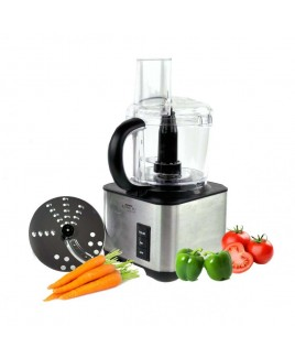 Kung Fu 10 Cup Stainless Steel Food Processor with Stainless Steel Blade  / Heavy Duty