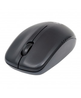 Manhattan Products Achievement 3-Button Wireless Optical Mouse with Scroll Wheel
