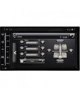 Metra Electronics 6.1 Inch Double DIN Multimedia Kit