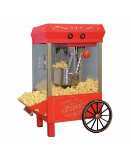Nostalgia Old Fashioned Kettle Popcorn Maker