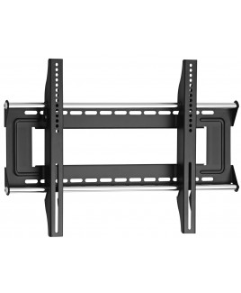 OmniMount Large Fastback HD Fixed Mount for 37-63 Inch Flat Panels, Black