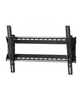 OmniMount Large/Extra Large Fastback HD Tilt Mount for 37 - 63 Inch Flat Panels, Black