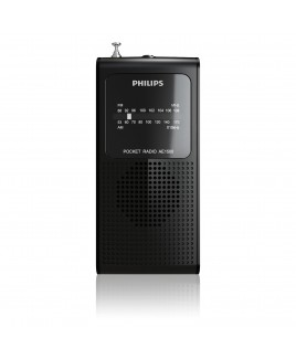 Philips Pocket Size Portable AM/FM Radio