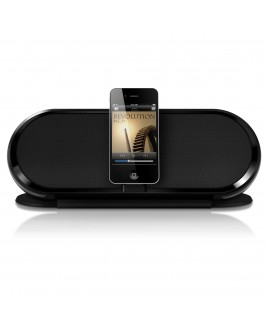 Philips Docking Speaker DS7650 for iPod/iPhone Rechargeable Battery