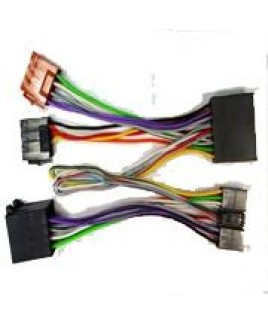 Quick Connect Products Plug & Play Harness Adapter for 2006+ Honda Civic and Honda Fit