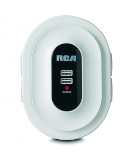 RCA Home Charging Station with Device Cradle
