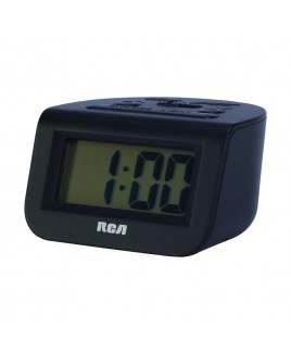 RCA RCD10 Battery Operated Alarm Clock