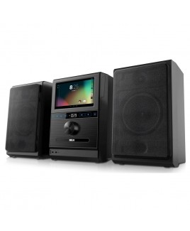 RCA GOOGLE Powered Internet Music System with 7-inch Multi-Touch LCD