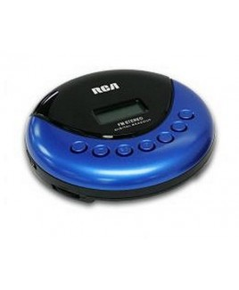 RCA RP3013 Personal CD Player with FM Radio