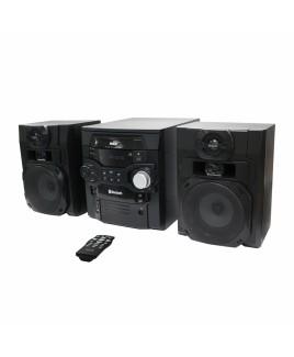 RCA 5-CD 300W Audio Shelf System with Bluetooth and USB