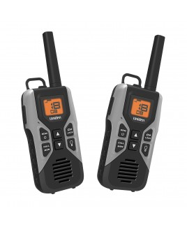 Uniden 30-Mile GMRS/FRS 2-Way Radio 22 Channel, 121 Privacy Codes with Charger