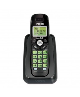 Vtech DECT6.0 Cordless Phone with Caller ID/Call Waiting - Black