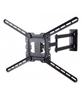 GPX Tilt/Swivel Articulating TV Mount for 19-50 inch TVs