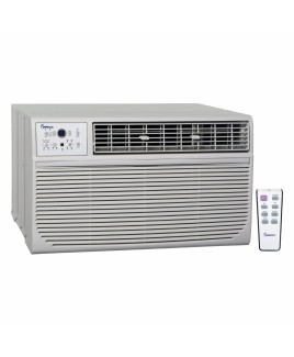 IMPECCA 10,000 BTU 230V Electronic Controlled Through The Wall Air Conditioner with Remote