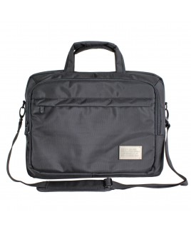 Digital Treasures ToteIt! Deluxe Carrying Case for 15-inch Laptops, Black