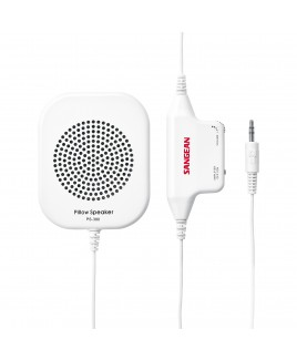 Sangean Pillow Speaker with Amplifier and Volume Control