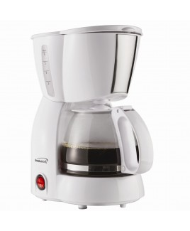 Brentwood 4-Cup Coffee Maker - White