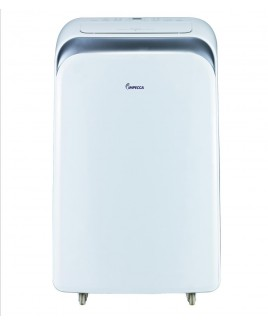 IMPECCA 14,000 BTU Heat & Cool Portable Air Conditioner with Electronic Controls