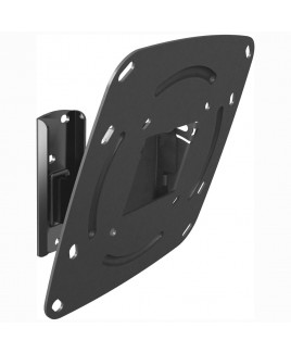 Barkan 2-Movement - Swivel & Tilt LED/LCD Wall Mount - Fits up to 37-inch TVs