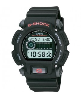 Casio DW9052-1V 200 Meter Water Resistant, Shock Resistant, 24Hr Stopwatch and Countdown Timer G-Shock Watch