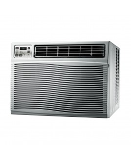IMPECCA 6,000 BTU Electronic Controlled Window Air Conditioner with Remote
