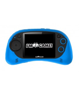 I'm Game GP120 Game Console with 120 16-Bit Built-in Games - Blue