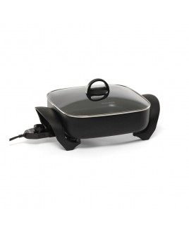 WestBand 12 inch Square Deep Skillet