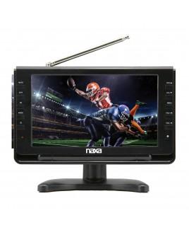 Naxa 9 inch Portable TV & Digital Multimedia Player with Car Kit