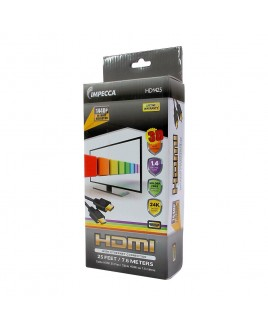 IMPECCA HD1425 25ft. HDMI Cable with Ethernet Connection