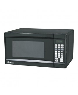 IMPECCA 0.7 CU. FT. Microwave Oven, Black