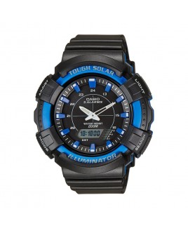 Casio 200M Water Resistant Tough Solar Analog-Digital Watch